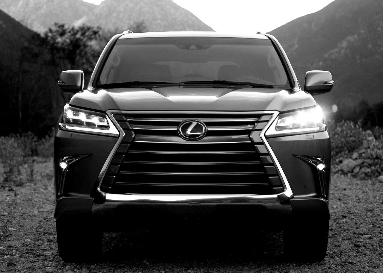 2019 Lexus LX 570 Release Date and Price