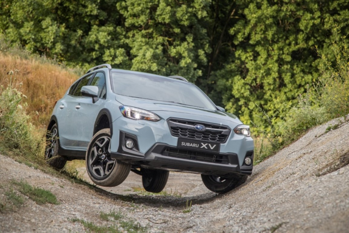 2019 Subaru XV Crosstrek SUV Review