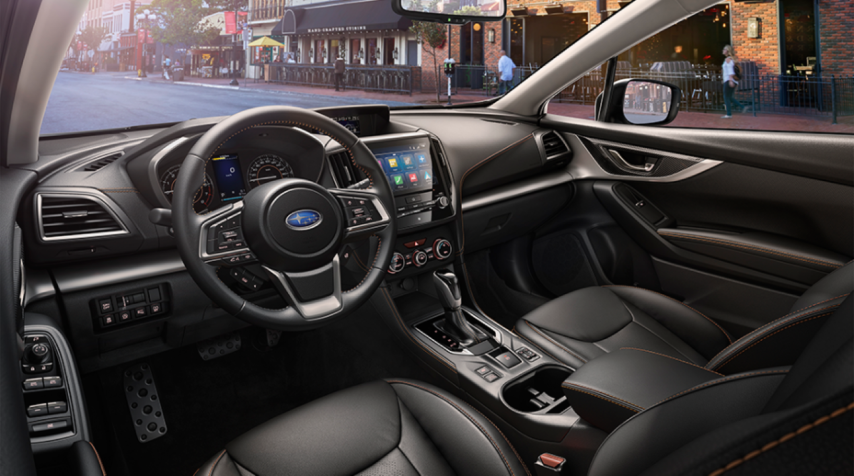 2019 Subaru XV Interior Photos