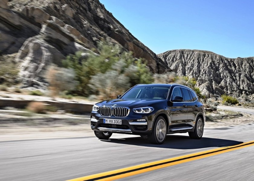 2019 BMW X3 Gas Mileage Data and Test Drive