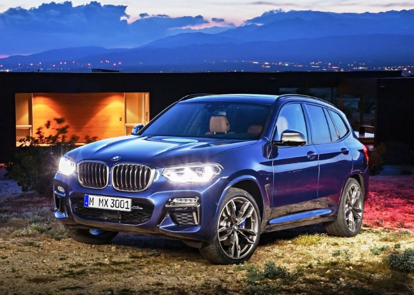 2019 BMW X3 M40i Exterior Design Changes