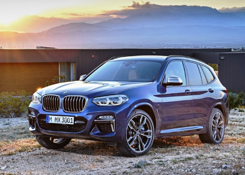 2019 BMW X3 M40i Redesign and Changes