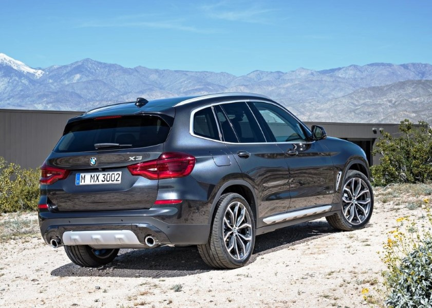 2019 BMW X3 Redesign and Changes