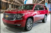 2019 Cevrolet Tahoe Colors RED