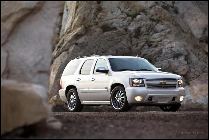2019 Chevy Tahoe Redesign and Changes Exterior