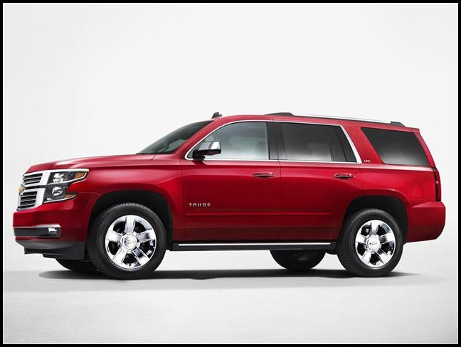 2019 Chevy Tahoe Towing Capacity