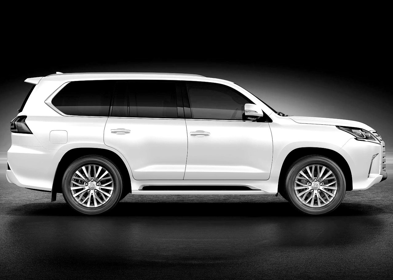 2019 Lexus LX 570 Concept New Design
