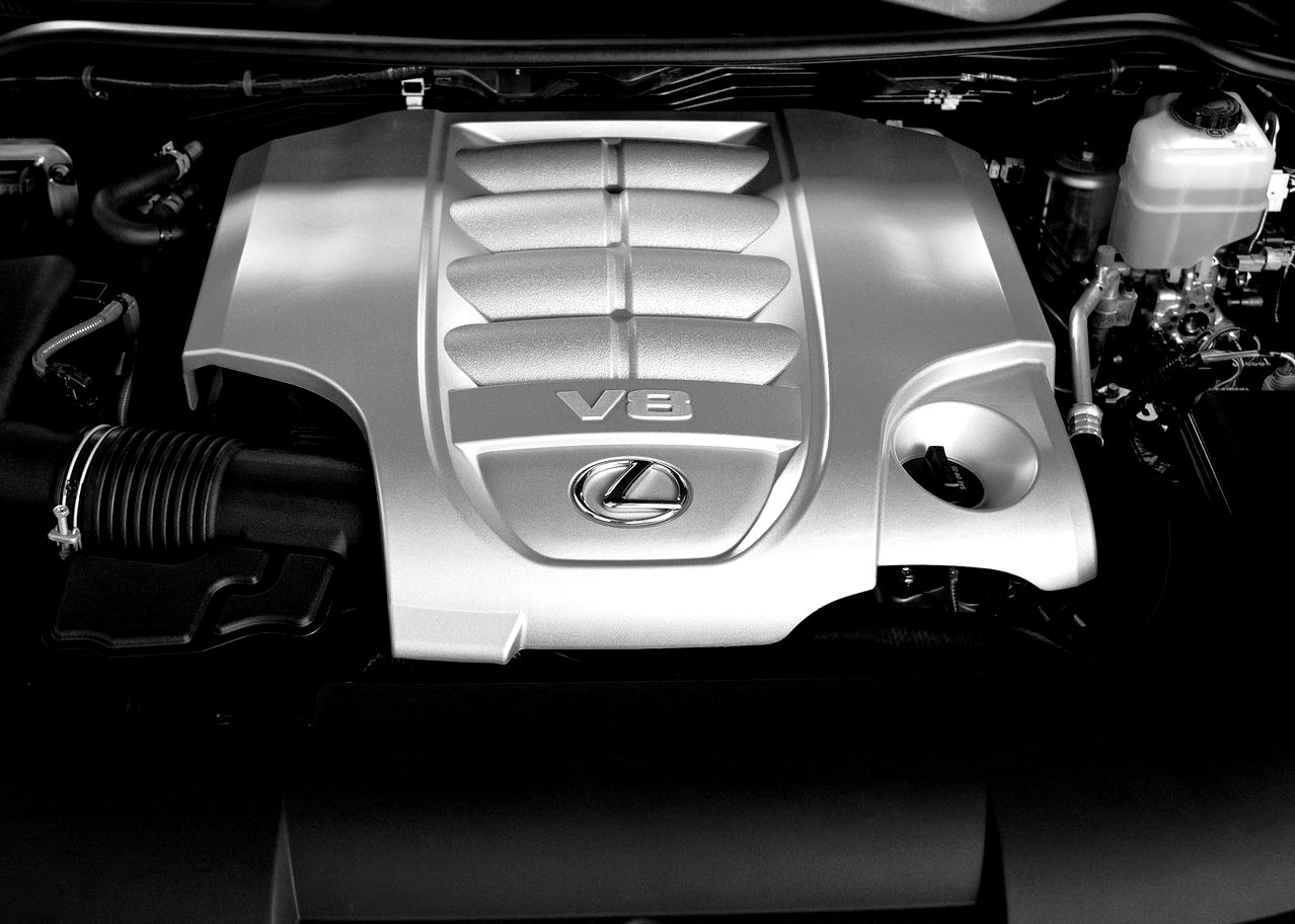 2019 Lexus LX 570 Engine Update and Gas Mileage Info