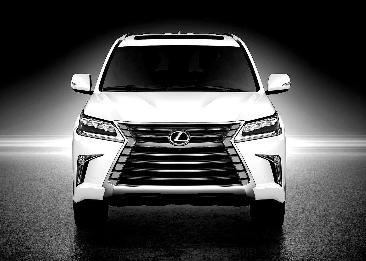 2019 Lexus LX 570 Redesign And Refresh