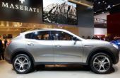 2020 Maserati SUV Concept Release Date and Price