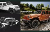 Jeep Wrangler 2019 Unlimited Hybrid Diesel Engine