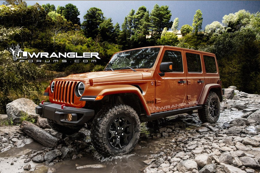 Jeep Wrangler 2019 Unlimited Specs and Prices