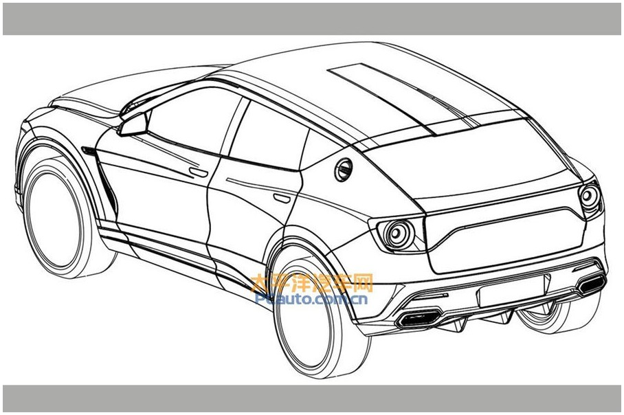 New Lotus SUV Sketches Release Date and Sppecs