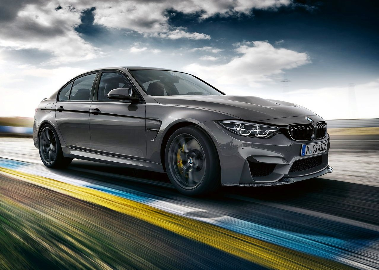 2018 BMW M3 CS Gas Mileage