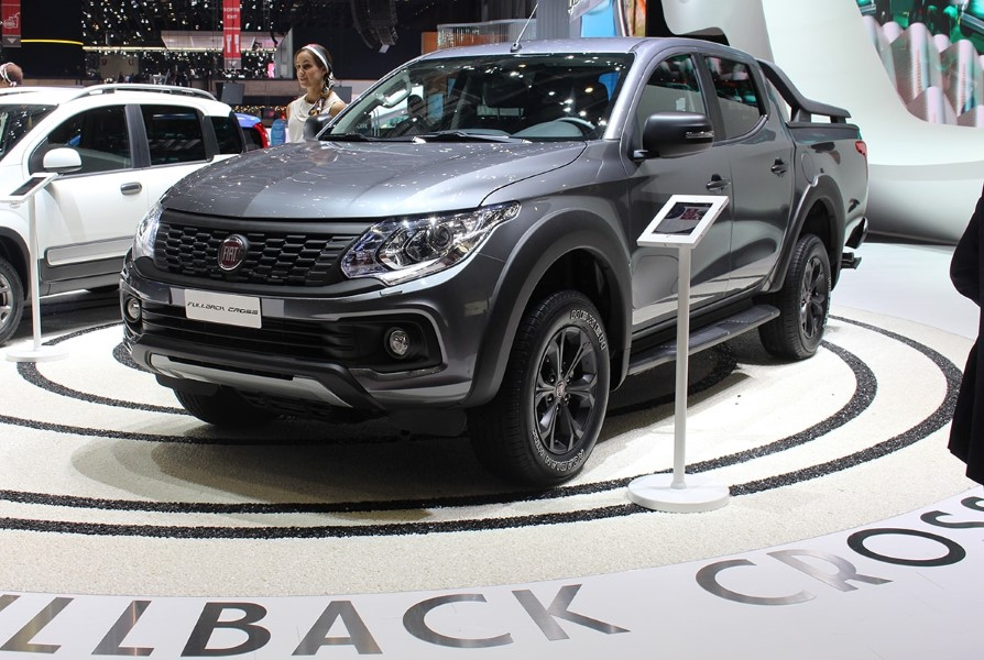 2018 Fiat Fullback Cross Double Cab truck Release Date and Price
