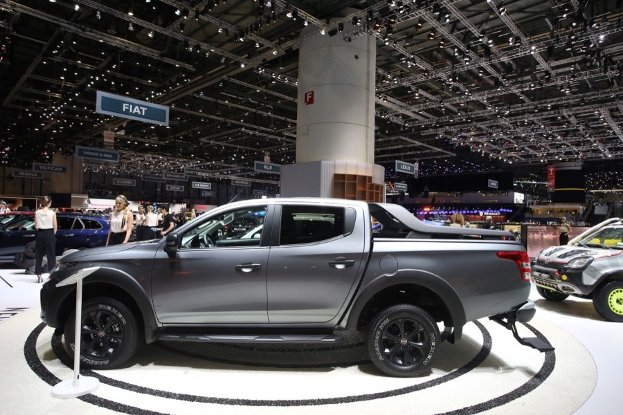 2018 Fiat Fullback Cross Lease Deal