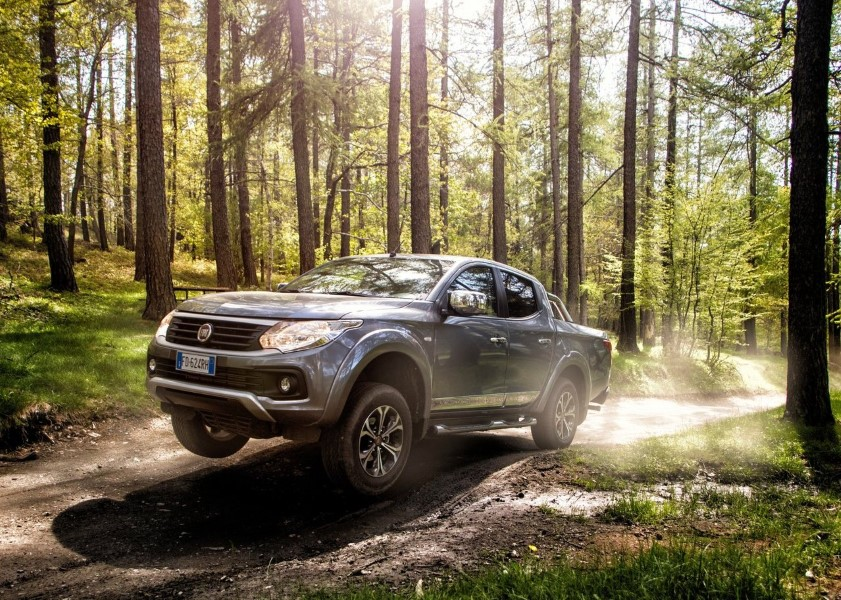 2018 Fiat Fullback Cross Review and Rating