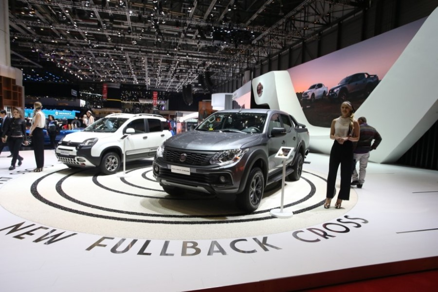 2018 Fiat Fullback Cross UK Release and Price