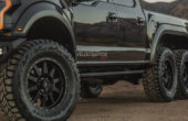 2018 Hennessey VelociRaptor 6x6 Wheel Tyre Size and AWD Performance