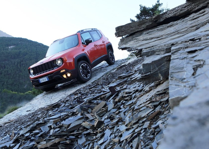 2018 Jeep Renegade 1.4 Multiair 140 HP Engine Performance
