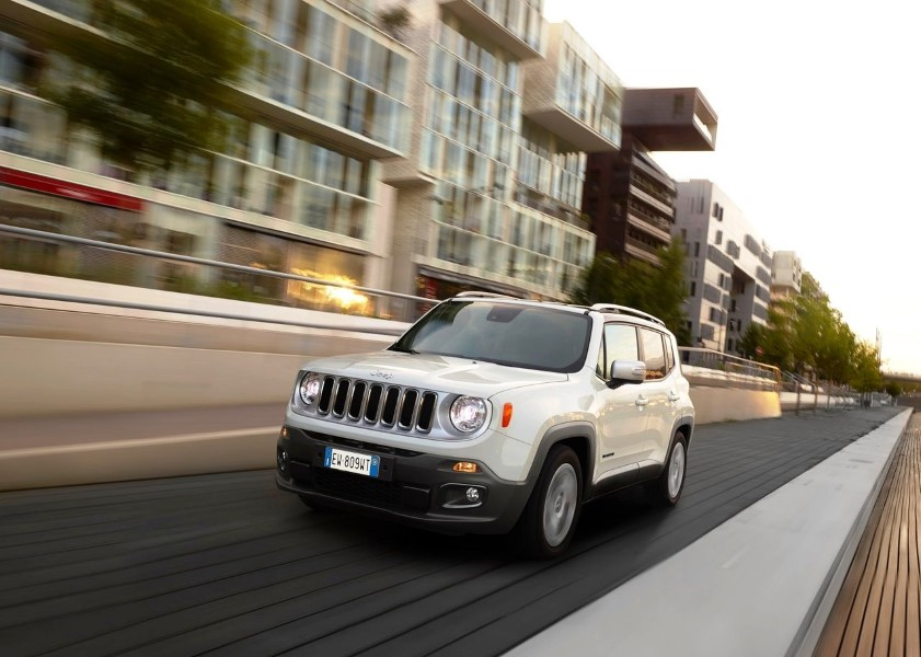 2018 Jeep Renegade 1.4 Multiair DDCT Redesign and Changes
