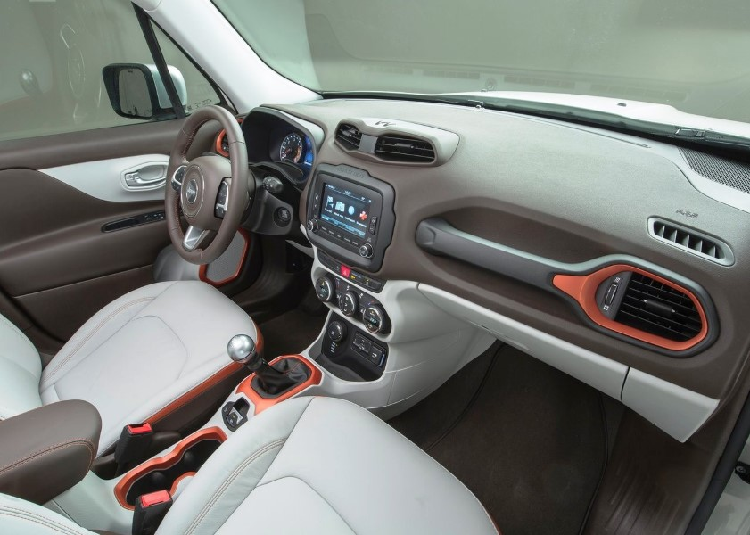 2018 Jeep Renegade 1.4 Multiair Interior Feature