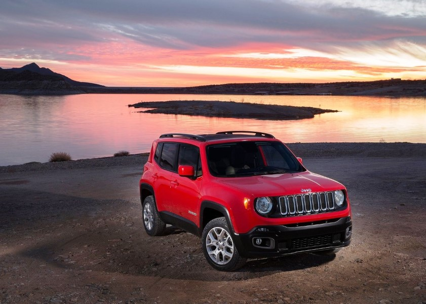 2018 Jeep Renegade 1.4 Multiair Limited Price
