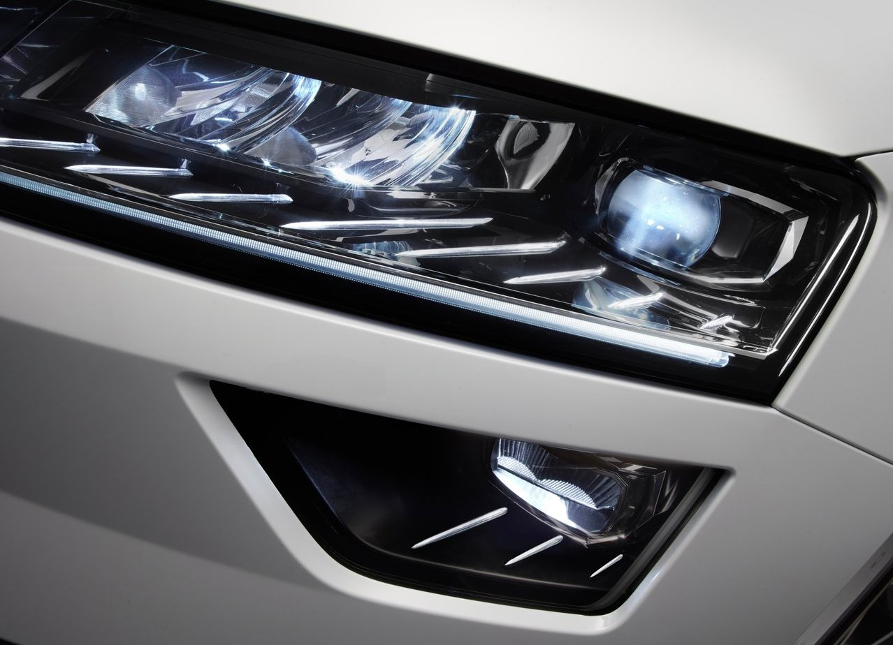 2018 Skoda Karoq Changes Fog Light