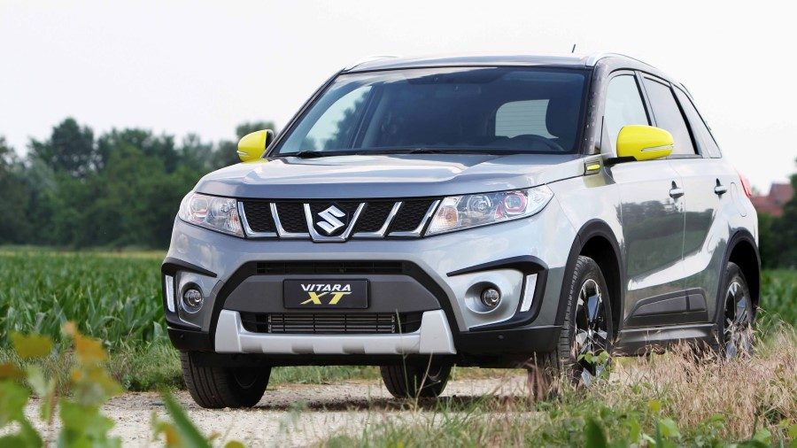 2018 Suzuki Vitara XT Dimensions and Size