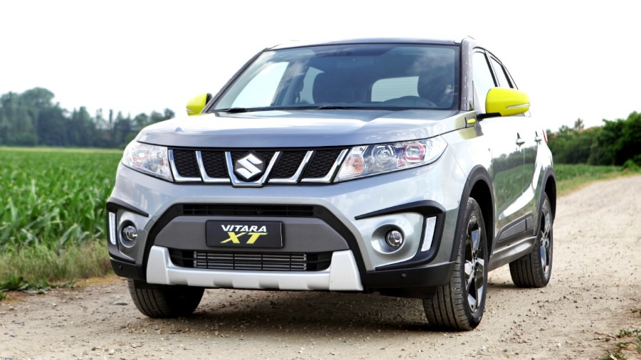 2018 Suzuki Vitara XT Engine Performance and Gas Mileage