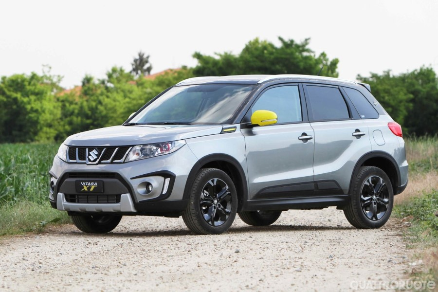 2018 Suzuki Vitara XT Specifications