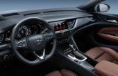 2018 Vauxhall insignia Country Tourer Review Interior Features