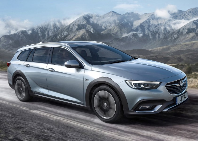 2018 Vauxhall insignia Country Tourer Review and Rating