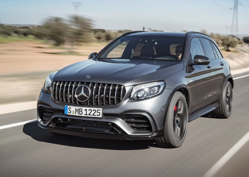 2019 Mercedes GLC AMG 63 S 4Matic Engine Specs
