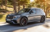2019 Mercedes GLC AMG 63 S 4Matic Horsepower and Fuel Economy