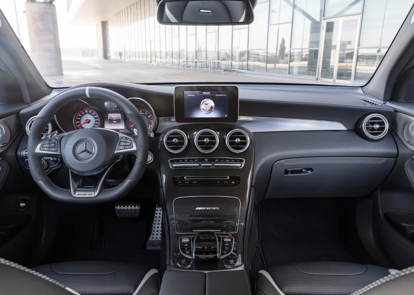 2019 Mercedes GLC AMG 63 S 4Matic New Features2019 Mercedes GLC AMG 63 S 4Matic New Features