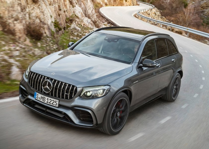 2019 Mercedes GLC AMG 63 S 4Matic Price and Release Date
