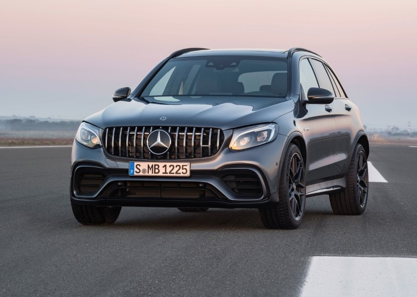 2019 Mercedes GLC AMG 63 S 4Matic SUV Redesign and Changes