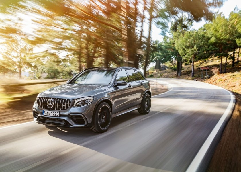 2019 Mercedes GLC AMG 63 S 4Matic SUV