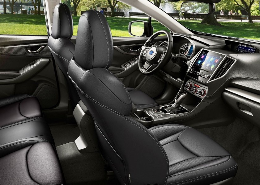 2019 Subaru Impreza Interior Changes