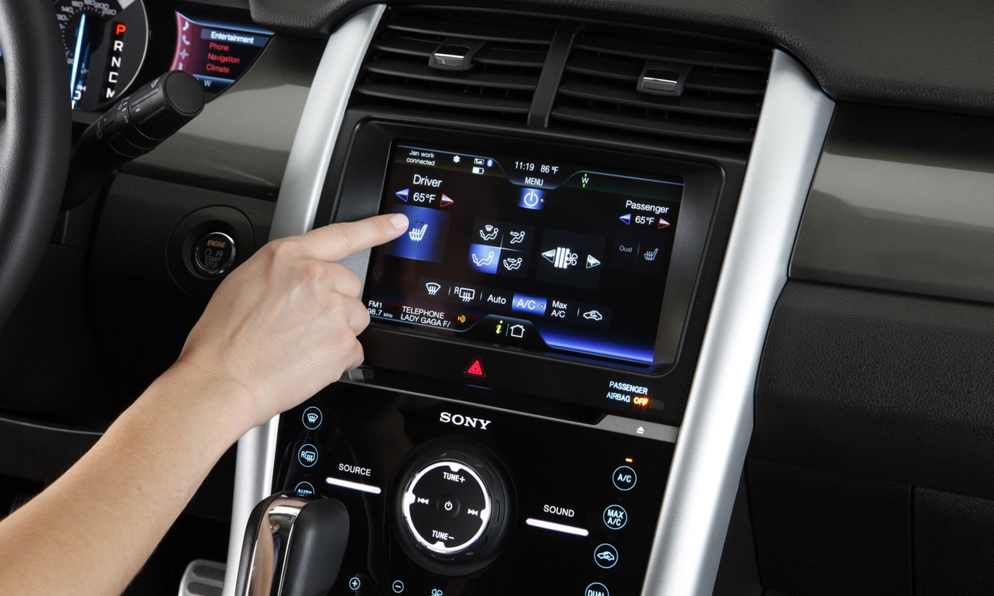American Road Safety Foundation Rejected Apple Carplay