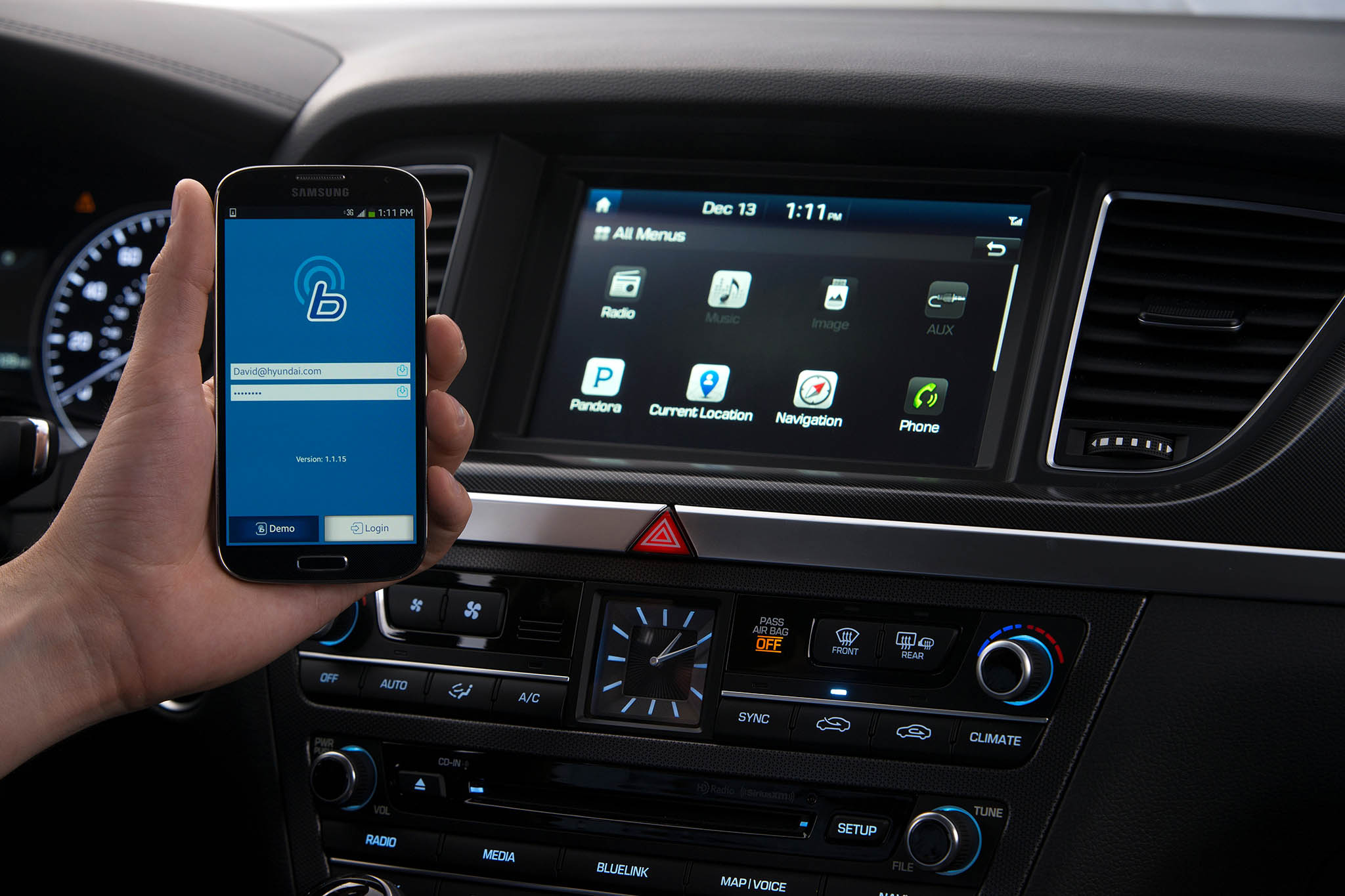 American Road Safety Foundation Rejected Infotaiment Systems On Car