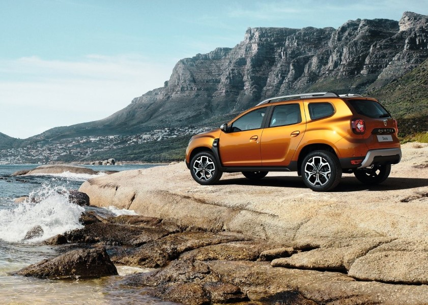 dacia duster 2019 review nice interior good performance new suv price. Black Bedroom Furniture Sets. Home Design Ideas