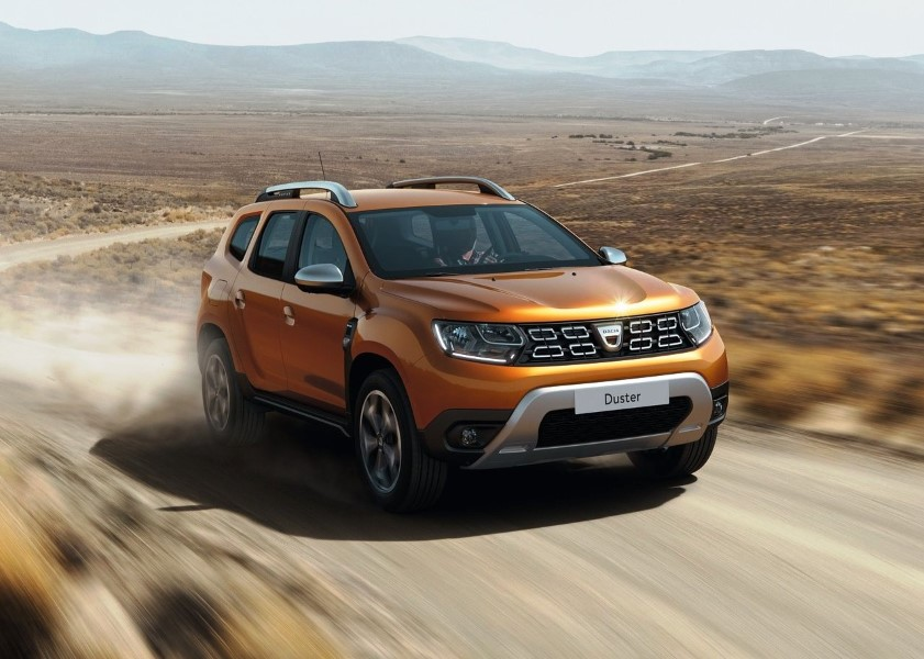 2019 Dacia Duster SUV Gas Mileage