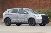 2019 Ford Edge Changes Exterior Dimensions