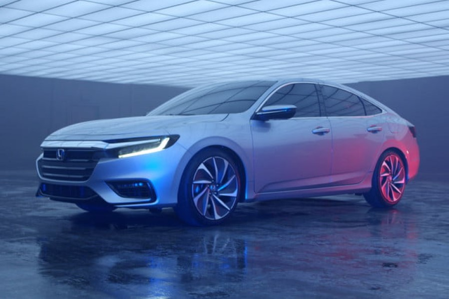 2019 Honda Insight Hybrid Battery Capacity