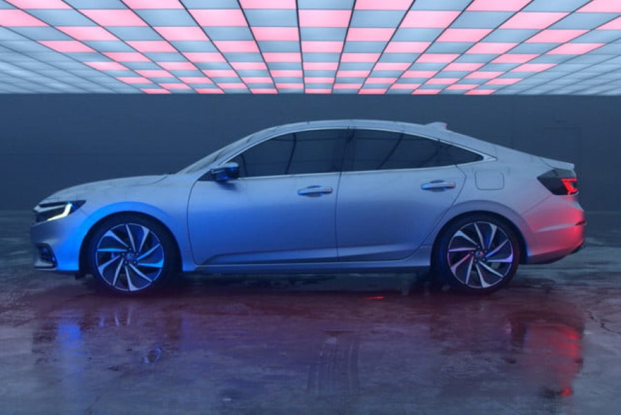 2019 Honda Insight Hybrid Fuel Consumptions