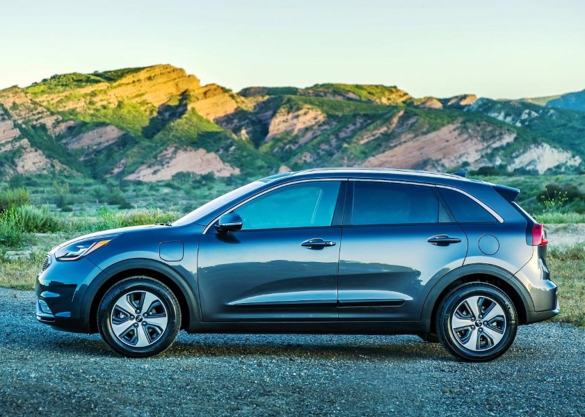 2019 Kia Niro Plug in Hybrid Electric Range