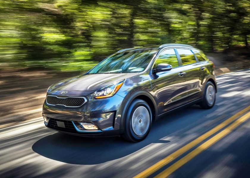 2019 Kia Niro Plug in Hybrid Price and Release Date