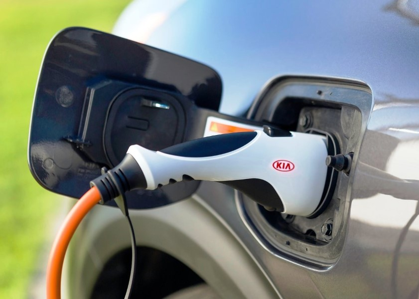 2019 Kia Niro Plug in Hybrid Range in Gas Mode